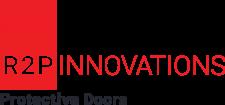 R2P Logo - Protective Doors
